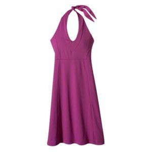 Patagonia morning glory halter dress  size medium